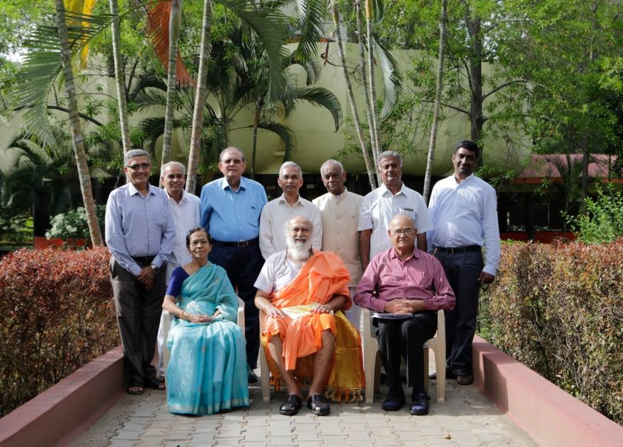 Trustees of Shri Shivabalayogi Maharaj Trust.