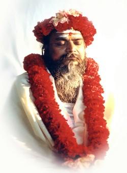 Swamiji white background